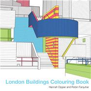 London Buildings Colouring Book