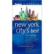 Fodor's Citypack New York City's Best, 5th Edition