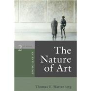 Nature of Art : An Anthology