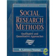 Social Research Methods : Qualitative and Quantitative Approaches