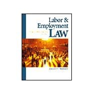 Labor and Employment Law Text and Cases