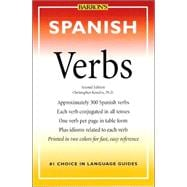 Spanish Verbs : Fully Conjugated in All the Tenses