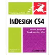 InDesign CS4 for Macintosh and Windows Visual QuickStart Guide