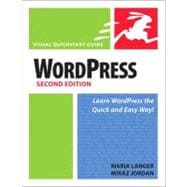 WordPress : Visual QuickStart Guide