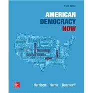 American Democracy Now with Connect Plus Access Card