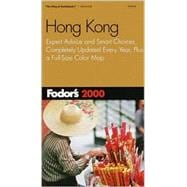 Hong Kong 2000 : Expert Advice and Smart Choices, Completely Updated Every Year, Plus a Full Size Color Map