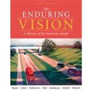 Enduring Vision : A History of the American People