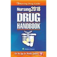 Nursing Drug Handbook 2018