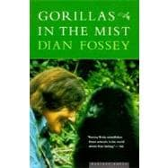 Gorillas in the Mist 9780618083602R