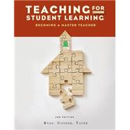 Teaching for Student Learning Becoming a Master Teacher