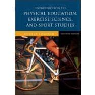 Introduction to Physical Education, Exercise Science, And Sport Studies