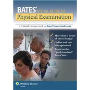 Bates Guia Visual a la Examinacion ACCESS CARD FOR 12 MONTHS TO BATESGUIAVISUAL.COM