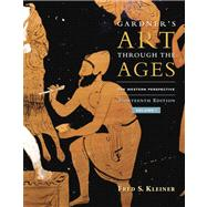 Gardner�s Art through the Ages The Western Perspective, Volume I (with Art Study & Timeline Printed Access Card)