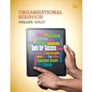 Organizational Behavior : Tools for Success