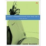 Cocoa&reg; Programming for Mac&reg; OS X