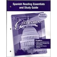 United States Government: Democracy in Action, Spanish Reading Essentials and Note Taking Guide