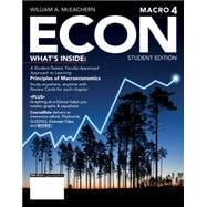 ECON Macroeconomics 4 (with CourseMate Printed Access Card)