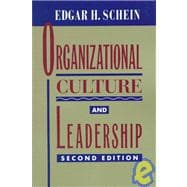 Organizational Culture and Leadership : A Dynamic View