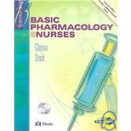 Basic Pharmacology for Nurses - Text and Student Learning Guide Package