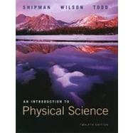 Introduction to Physical Sciences, Revised Edition