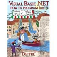 Visual Basic. NET How to Program