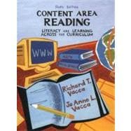 Content Area Reading : Literacy and Learning Across the Curriculum (6th)