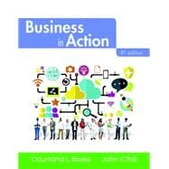 Business in Action Plus MyBizLab with Pearson eText -- Access Card Package, 8/e