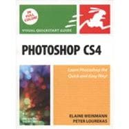 Photoshop CS4, Volume 1 Visual QuickStart Guide
