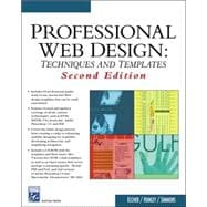 Professional Web Design : Techniques and Templates