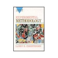 Experimental Methodology (7th Ed)