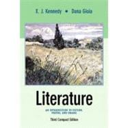 Literature: An Introduction to Fiction, Poetry, and Drama, Compact Edition