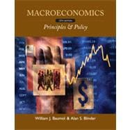Macroeconomics Principles and Policy