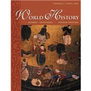 World History Since 1400, Volume 2 (Info Trac Version, Passcode for Web Access)
