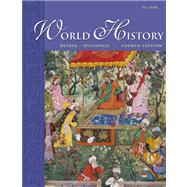 World History To 1400 (with InfoTrac)