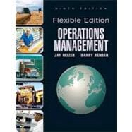 Operations Management, Flexible Edition and Lecture Guide and Student CD and DVD Package