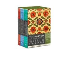 Norton Anthology of World Literature Package Vols. D, E, F