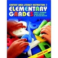 Content Area Literacy Instruction for the Elementary Grades, MyLabSchool Edition