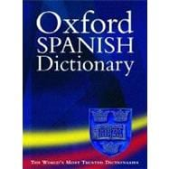 The Oxford Spanish Dictionary  Second edition revised with supplements