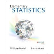 Elementary Statistics with Formula Card and Data CD