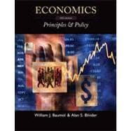 Economics Principles and Policy