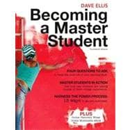 Becoming a Master Student, 13th Edition