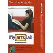 MyArtsLab with Pearson eText -- Standalone Access Card -- for Janson's History of Art, Volume 1