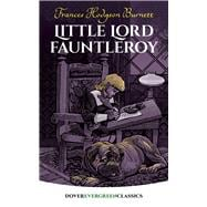 Little Lord Fauntleroy 9780486423685R
