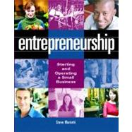 Entrepreneurship: Starting and Operating a Small Business w/ BizBuilder CD & Business Plan Pro Pkg.