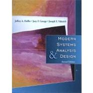 Modern Systems Analysis and Design : Oracle Edition
