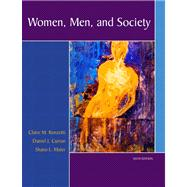 Women, Men, and Society Plus MySearchLab with eText -- Access Card Package