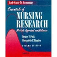 Essentials of Nursing Research : Methods, Appraisal and Utilization