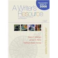 A Writer's Resource (comb) Update with Catalyst 2.0