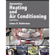 Automotive Heating and Air Conditioning 9780134603698R