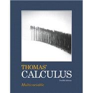 Thomas' Calculus Multivariable